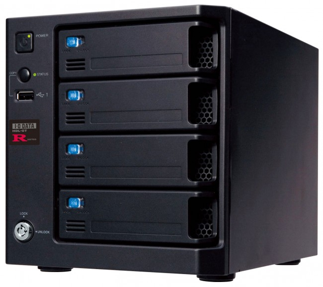 【データ復旧】アクセス障害によるLANDISK(NAS)データ修復方法【ネットワーク対応HDD】