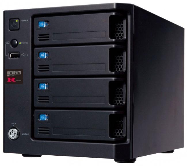【RAID】I-O DATA/LANDISK(4台構成)お取り扱い実績一覧【NAS】