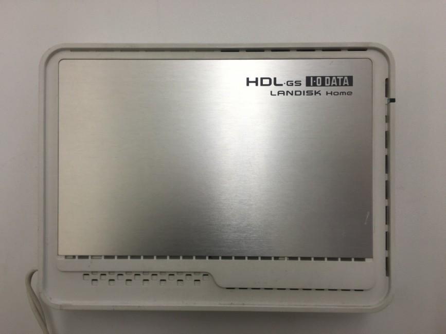 I-O DATA/LANDISK/HDL-GS500