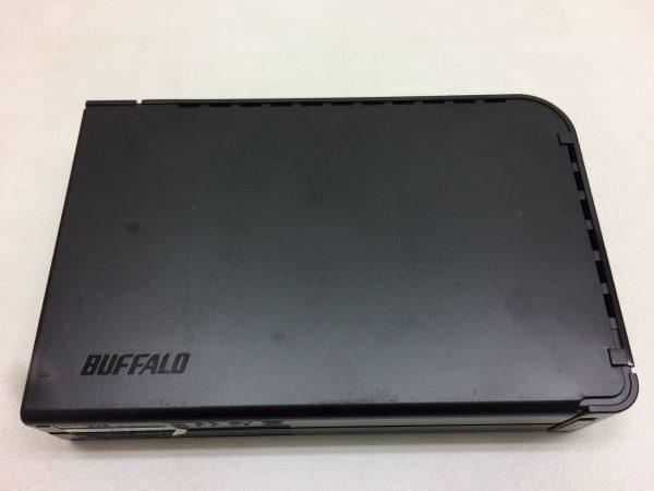 バッファロー BUFFALO/HD-LC2.0U3-BK
