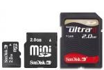microSDやminiSDがおかしい!?そんな時確認すべき注意点