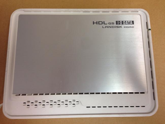 I-O DATA/LANDISK/HDL-GS1.0T