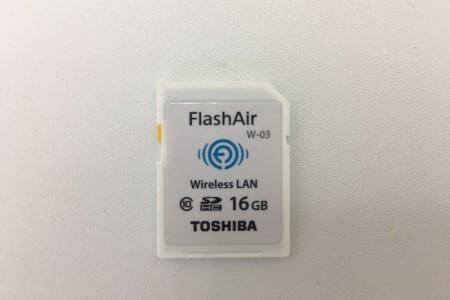 TOSHIBA/SDカード16GB