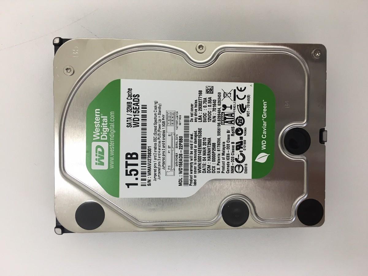 Western Digital/WD15EADS(PC内蔵HDD)